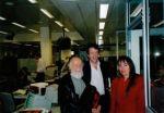 Ariane Laroux et Hubert Reeves
